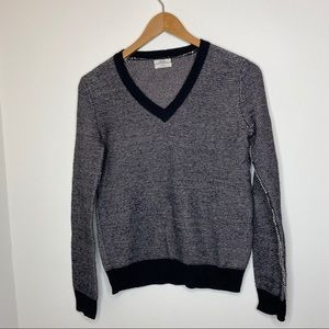 🌹Madewell Wallace V-Neck Sweater XS